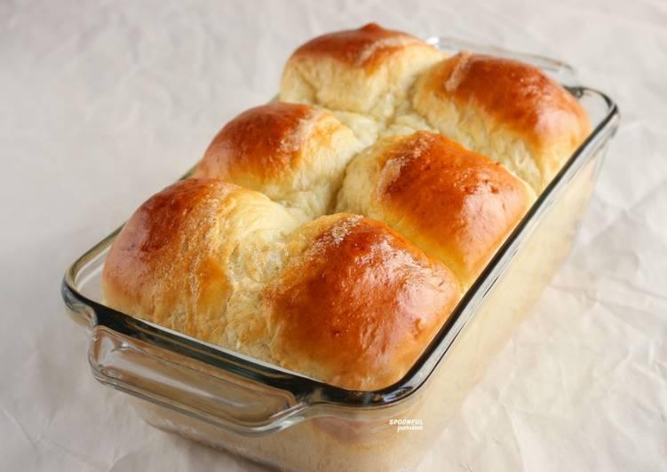 No-Knead Bread [Fluffy Bread]