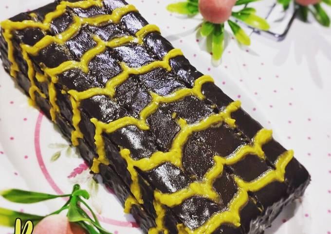 Brownies Kukus Cokelat (ala Amanda)