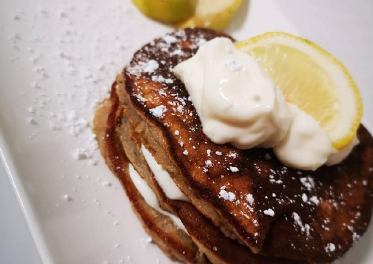Bananen Pancakes / Pfannkuchen