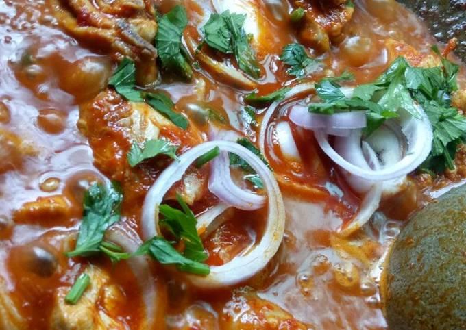 Ayam masak merah #MAHN