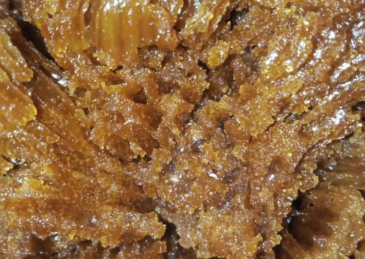Kue KARAMEL (sarang semut) - cookandrecipe.com