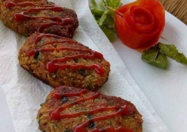 Easiest Way to Make Super Quick Homemade Gilafi chicken kabab