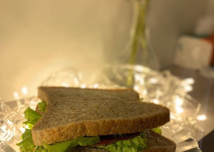 Resep Sandwich Sehat 5 Menit Paling Enak
