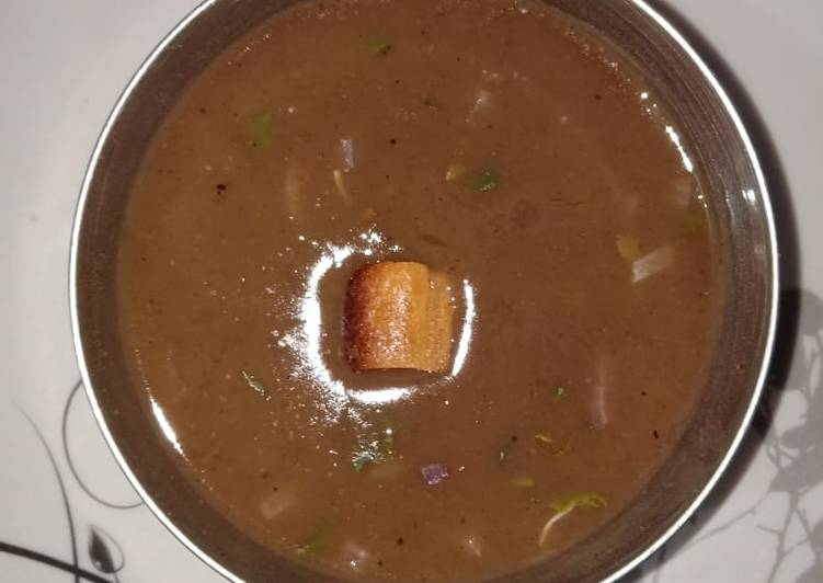 Black Chana Soup