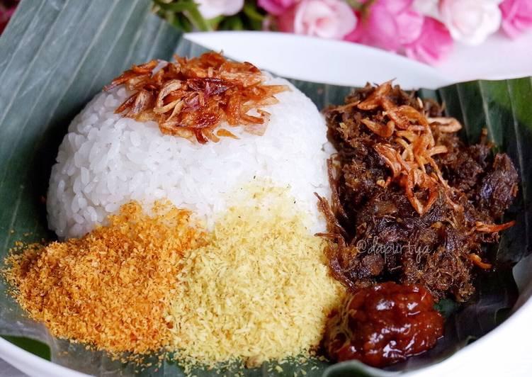 Nasi Krawu (Mudah & Lezat)