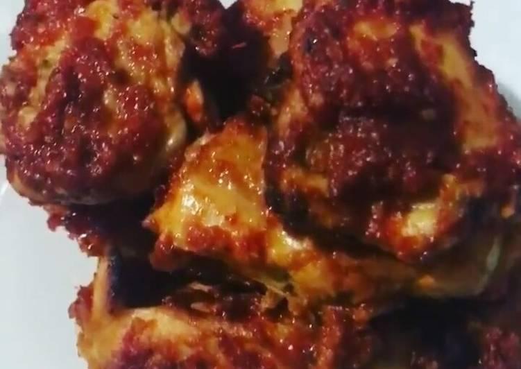 Ayam bakar enak n gurih