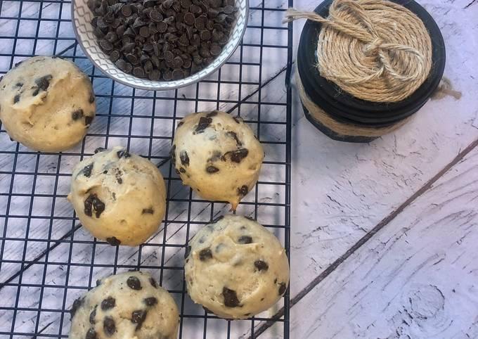 Cookies briochés vegan
