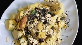 Hình ảnh món Ngũ cốc ăn liền trộn quả