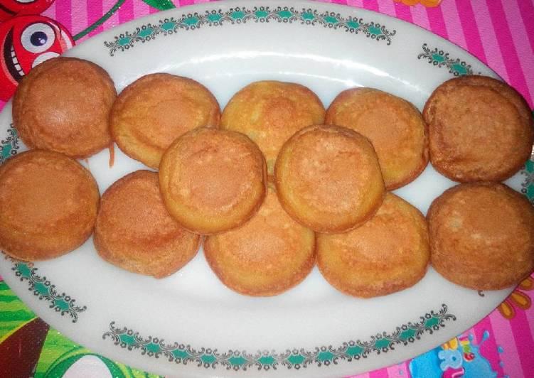 Kue KAMIR/KHAMIR Tape No Ragi No Margarin&Butter No Mixer - cookandrecipe.com