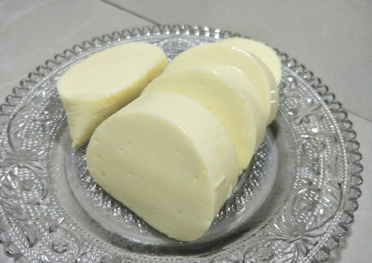 Egg tofu(Silky tofu/Tahu Jepang)