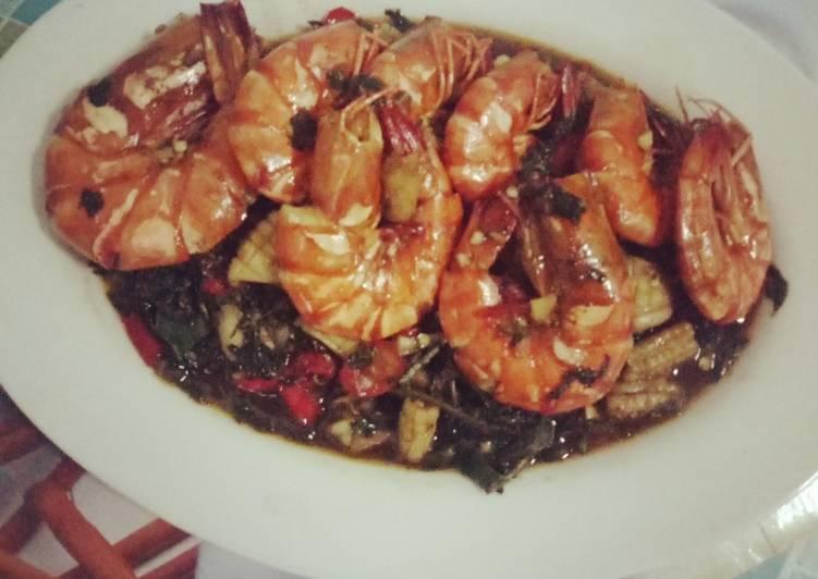 Pakis Masak Seafood