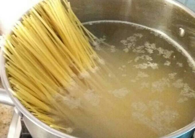 Veggie Spaghetii