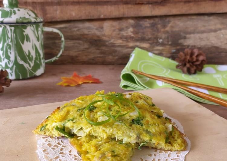 Telur dadar Padang