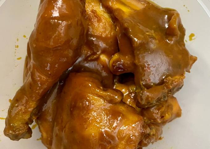 Ayam bakar ungkep