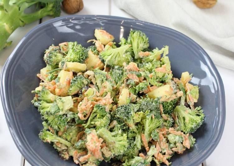 салат из брокколи рецепты с фото простые его полное досье