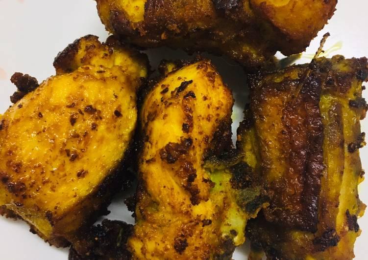 Ayam Goreng Rempah Halia - velavinkabakery.com