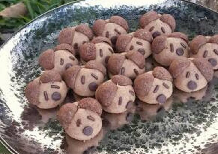 Doggie cookies imut