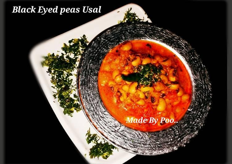 Black eyed peas Usal (Chavli)