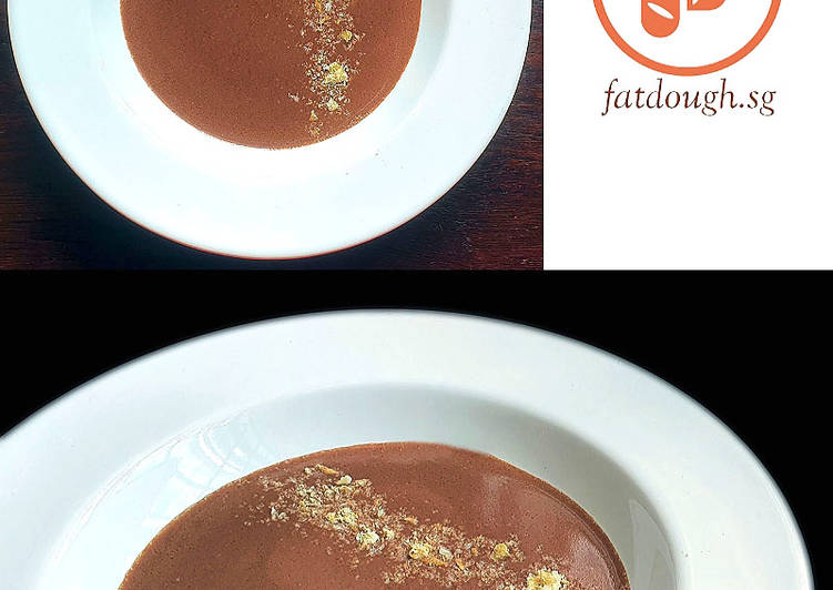 How to Make Perfect Italian Chocolate Pudding