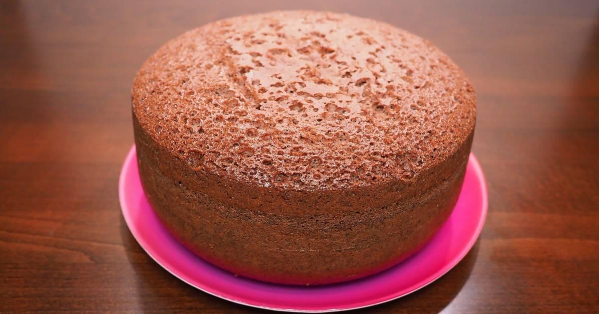бисквит рецепт простой с фото в домашних все