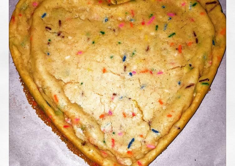 Snickerdoodle & Sprinkles Cookie