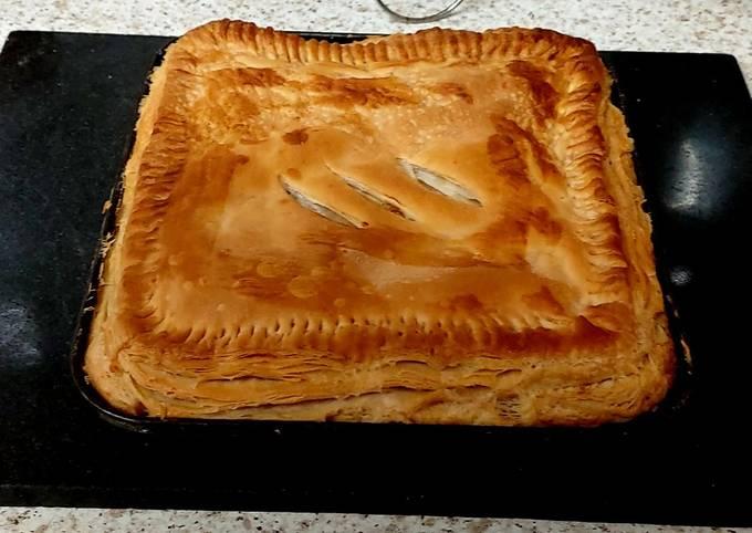My Steak n Veg Pie in Gravy 🥰 #Mainmeal
