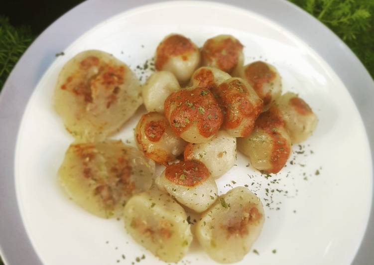 Cilok Tasik isi daging cincang