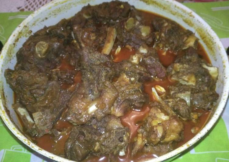 Lamb Curry Special Ramadhan