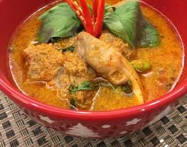 Red curry Thailand #FestivalResepAsia #Thailand #dagingayam