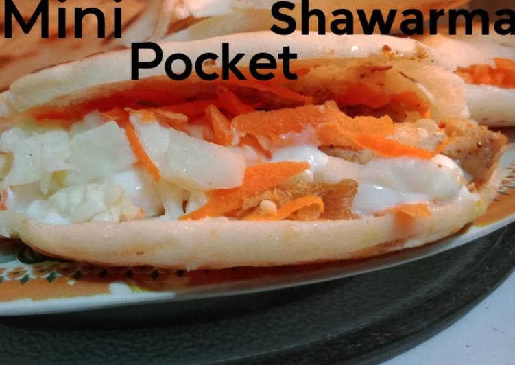 Mini Packet Shawarma
