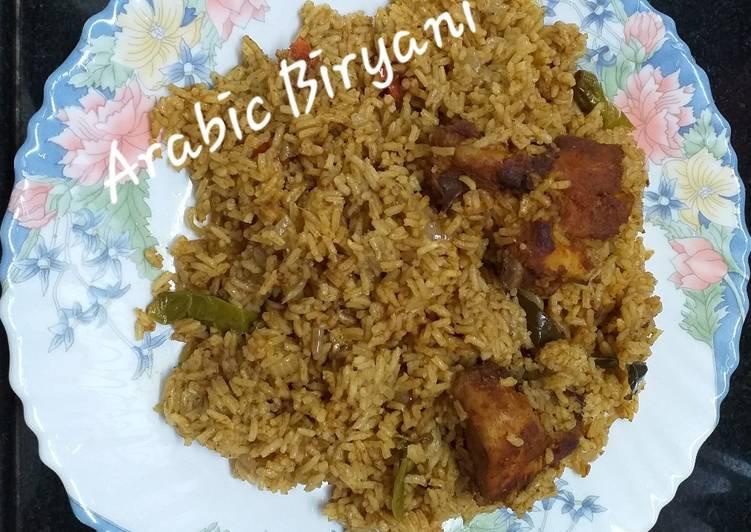 Simple Way to Prepare Super Quick Homemade Arabic Biryani (boha)