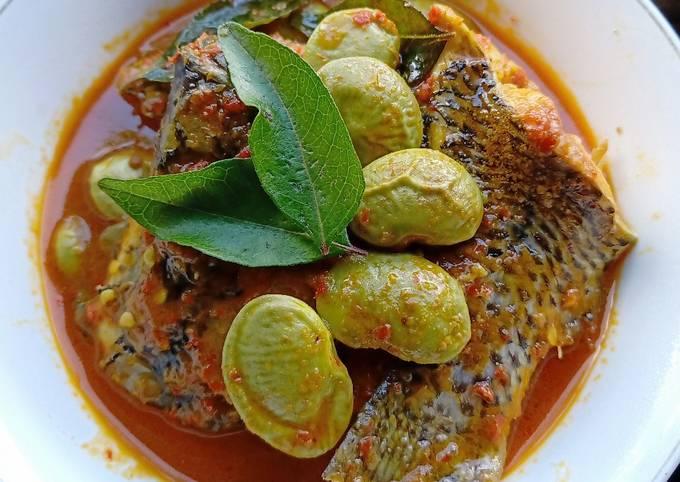 Gulai ikan nila