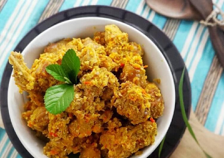 Resep Dangkot Ayam Bebek Oleh Wiwiedarre Wiwied Bachtiar Cookpad