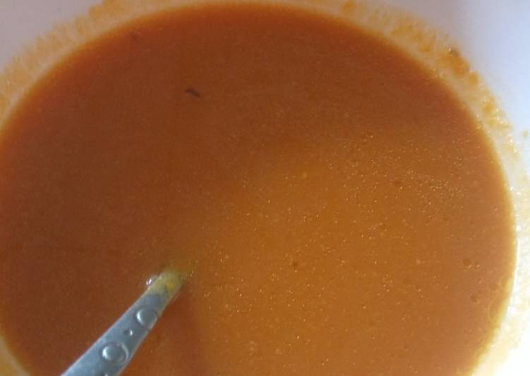 Easiest Way to Cook Appetizing Butternut soup