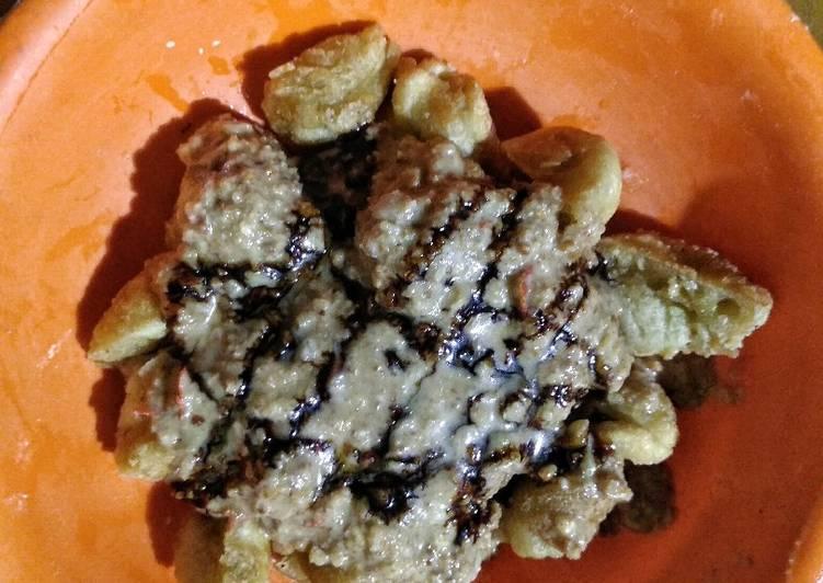 resep cara membuat Batagor Tahu