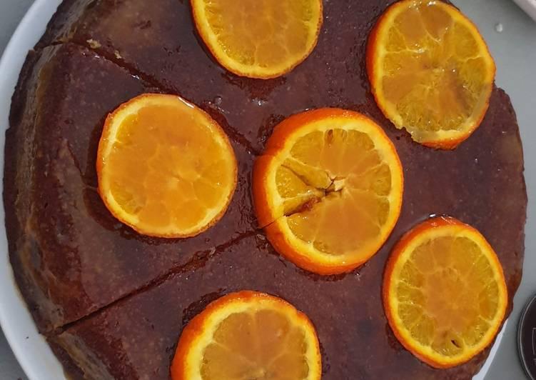 Le moyen le plus simple de Préparer Savoureux Gâteau à l'orange