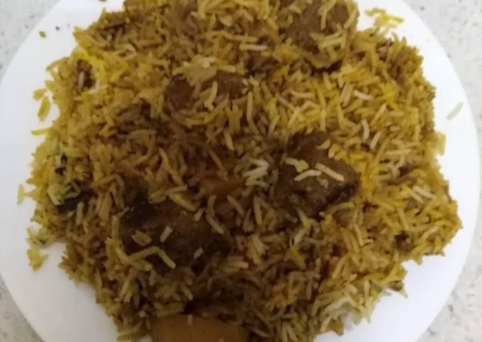 Kofta Biryani #Kokab&Cookpad