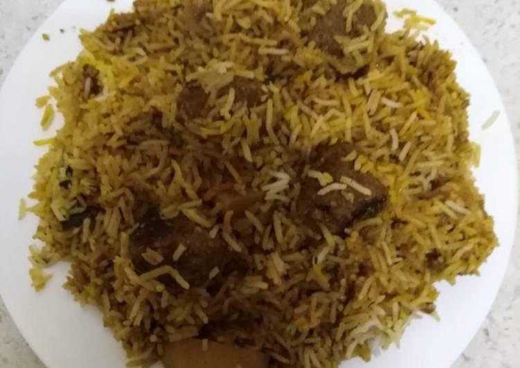 Simple Way to Make Perfect Kofta Biryani #Kokab&Cookpad