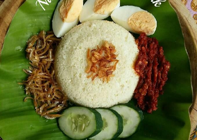Nasi Cauliflower Lemak #ReverseDiabetesObesity