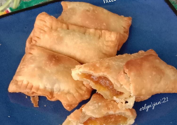96. Fried Mango Pie