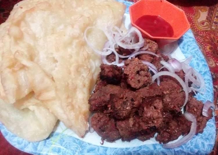 Simple Way to Make Homemade Beef Tikka boti resturent style bohat yummy bani