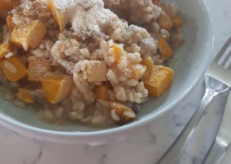Recipe of Super Quick Homemade Butternut Squash Risotto
