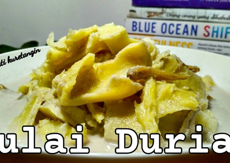 Resep Gulai Durian