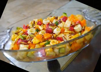 Easiest Way to Prepare Appetizing Fruit Chaat