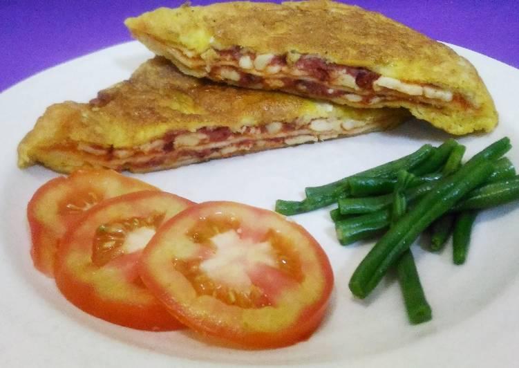 Monte Cristo Sandwich - cookandrecipe.com