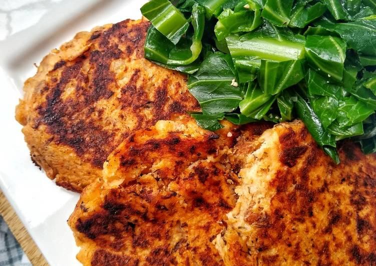 Simple Way to Prepare Ultimate Easy Mackerel Fish Cakes
