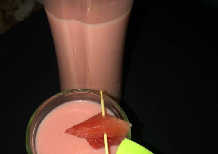 Watermelon Drink Recipe By RuNas kitchen