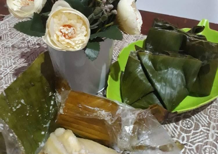 Resep Bongko Pisang Oleh Mama Dia Cookpad
