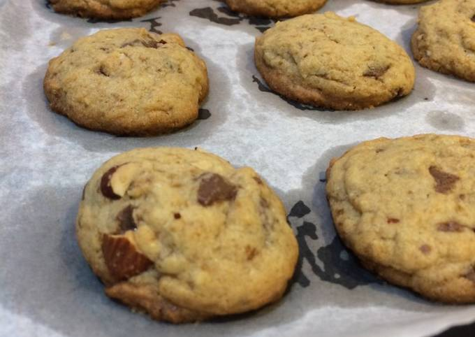 How to Make Appetizing Soft Chewy Choco Cookies