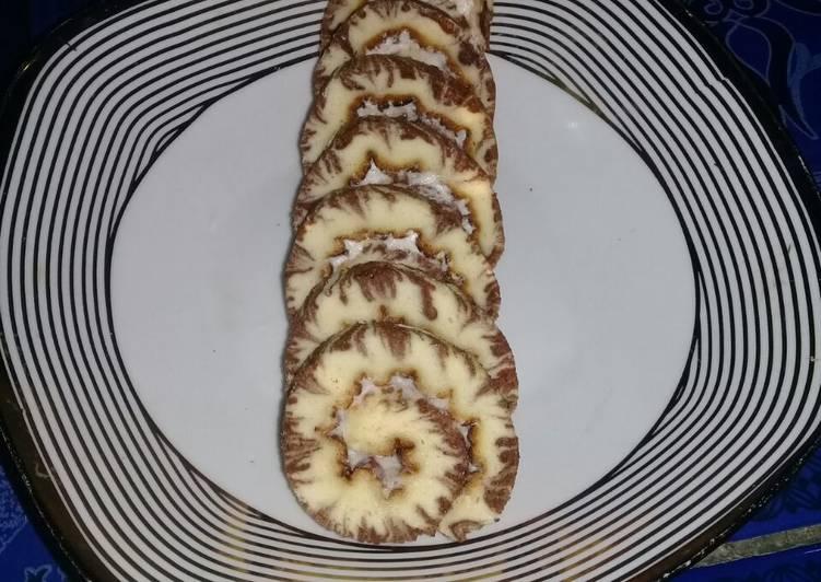 Hurricane chocolate roll cake #bikinramadanberkesan 2